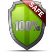 100% Safe shield