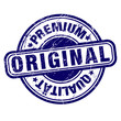 ORIGINAL PREMIUM Stempel