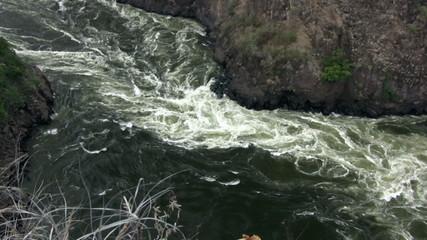 Victoria Falls Fluß 2