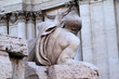 Fontana dei 4 Fiumi, Roma - il Rio della Plata II