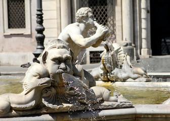 Fontana del Moro, Roma