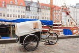 Tricycle in Copenhagen