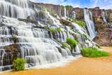 Fototapety Pongour waterfall