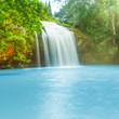 Fototapeten,Wasserfall,schön,landschaft,sommer
