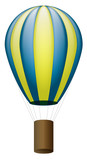 The balloon is a