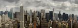 Fotoroleta Midtown Panorama