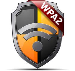 Wi-Fi WPA2 secure