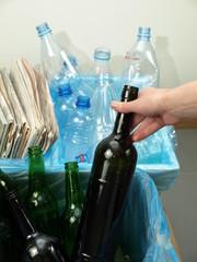 Rubish recycling