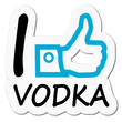 I like Vodka