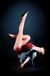 cabare dancer