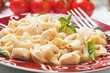 Tortellini pasta