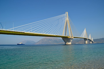 bridge rio antirio patra