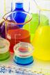 Scientific laboratory glassware