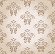 seamless wallpaper vector curves vintage background