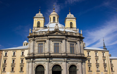 Basilica de San Francisco el Grande in Madrid