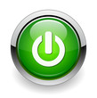 on/off web green button