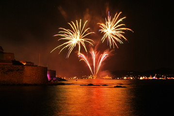 France - Saint Tropez - 14th July Celebration