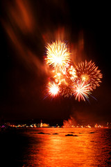 France - Saint Tropez - 14th July Celebration