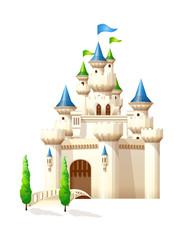 vector icon castle
