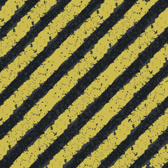 Hazard_yellow_lines. Vector, EPS8