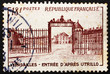 Postage stamp France 1952 Versailles Gate by Utrillo