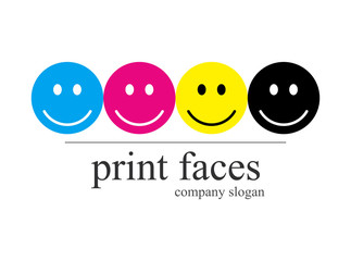 Print Shop logo company