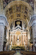 San Domenico Maggiore, Naples, Italy - Interior view.