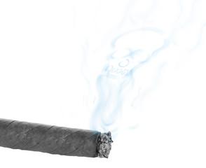Humidor smoke