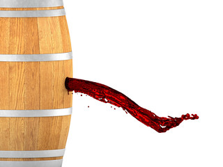 Wine Barrel For Celebrations