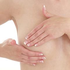 Santé - Autopalpation du sein