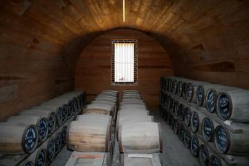 Barili di polvere da sparo a Fort Moultrie