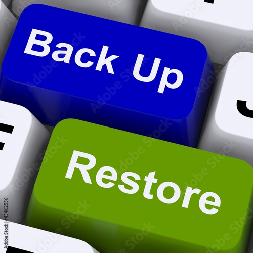Back Up And Restore Keys For Data Security