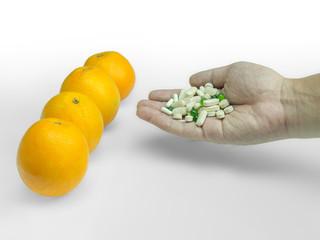 Drugs or fruit
