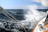 Fototapeta morze - Mistral - Jacht
