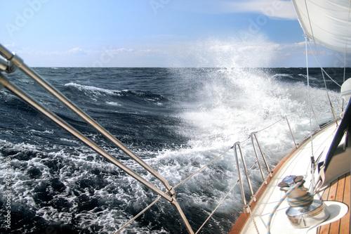 Segeln im Sturm - 43472398