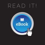 Read it - Ebook icon and mouse cursor