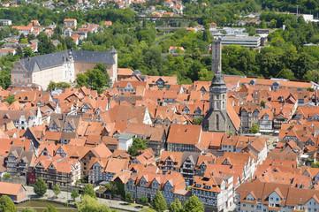 Hann. Münden, Blick auf die Altstadt