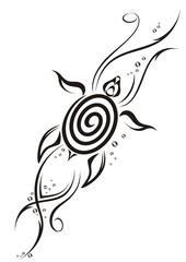 tortuga tattoo