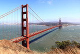 Fototapete Brücke - Golden gate bridge - Brücke