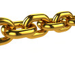 3d Gold Chain