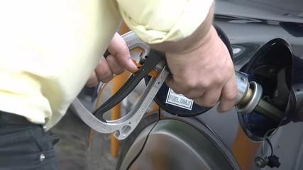 ansetzen des zapfhahns bei autogas