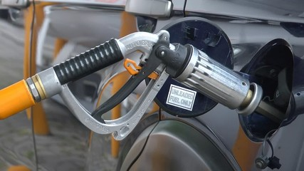 gasverpuffung von autogasbetankung
