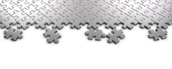 Metal Jigsaw Puzzle