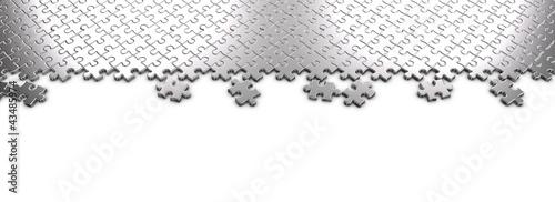 Metal Puzzle © Ayzek