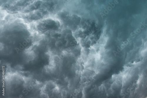 Storm clouds - 43486572
