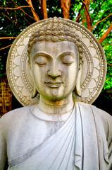 Buddha statue at wat phasawangbun temple, Thailand