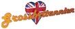 3D Herz - Grossbritannien