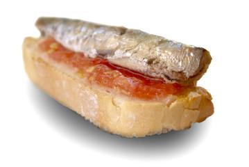 Sardines tapa