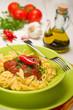 Penne all'Arrabbiata - Italian Pasta