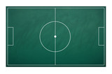 Planing board for plan tactic in football match
